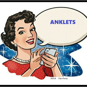 Jewelry - Anklets